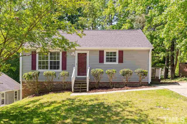 2107 Collier Drive, Durham, NC 27707 (#2318186) :: The Rodney Carroll Team with Hometowne Realty