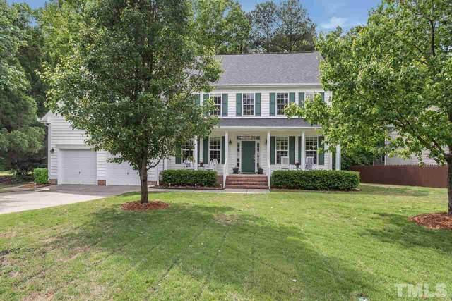 1436 Fairfax Woods Drive, Apex, NC 27502 (#2318191) :: RE/MAX Real Estate Service