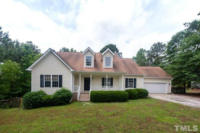 496 Tranquil Lane, Willow Spring(s), NC 27592 (#2318249) :: Spotlight Realty