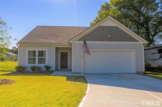129 Cross Link Drive, Angier, NC 27501 (#2318306) :: Triangle Just Listed