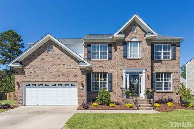 908 Pristine Lane, Rolesville, NC 27571 (#2318344) :: The Jim Allen Group