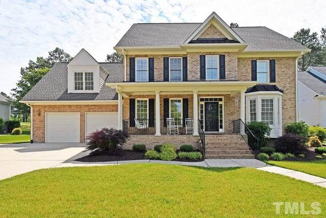1400 Heritage Club Avenue, Wake Forest, NC 27587 (#2318370) :: Realty World Signature Properties