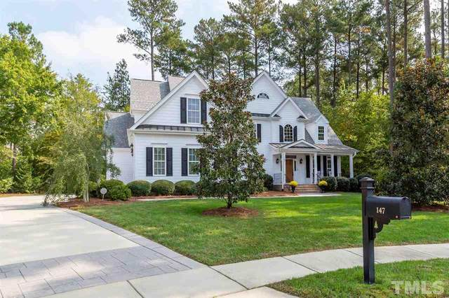 147 S Parkside Drive, Pittsboro, NC 27312 (#2318441) :: Marti Hampton Team brokered by eXp Realty