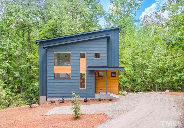 204 Bruton Drive, Chapel Hill, NC 27516 (#2318446) :: Dogwood Properties