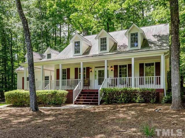 205 Cobblestone Drive, Chapel Hill, NC 27516 (#2318558) :: Raleigh Cary Realty