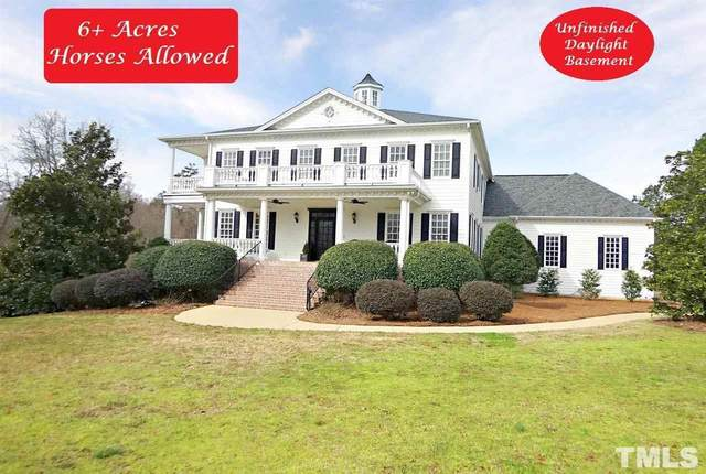 5008 Deep Cedar Drive, Wendell, NC 27591 (#2318814) :: Triangle Just Listed