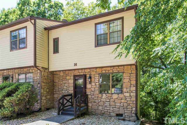 3622 Colchester Street #16, Durham, NC 27707 (#2318916) :: Marti Hampton Team brokered by eXp Realty