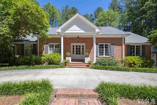 1014 Burning Tree Drive, Chapel Hill, NC 27517 (#2318929) :: Raleigh Cary Realty