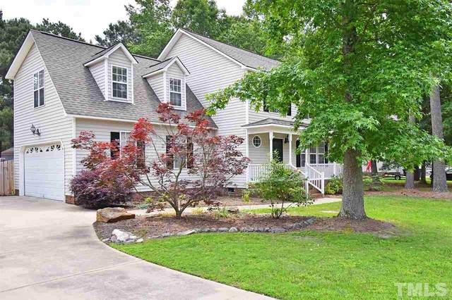 185 Spearhead Drive, Clayton, NC 27520 (#2319025) :: Realty World Signature Properties
