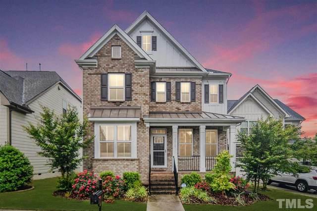 5015 Blue Jack Oak Drive, Cary, NC 27519 (#2319035) :: Realty World Signature Properties