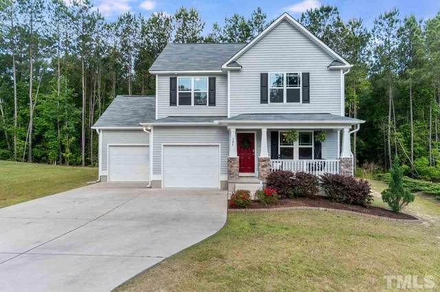 347 Rocky Creek Lane, Benson, NC 27504 (#2319207) :: Marti Hampton Team brokered by eXp Realty
