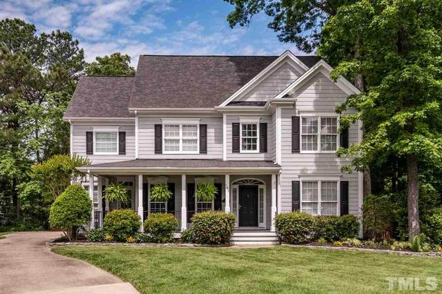 107 Highgrove Drive, Chapel Hill, NC 27516 (#2319338) :: Raleigh Cary Realty