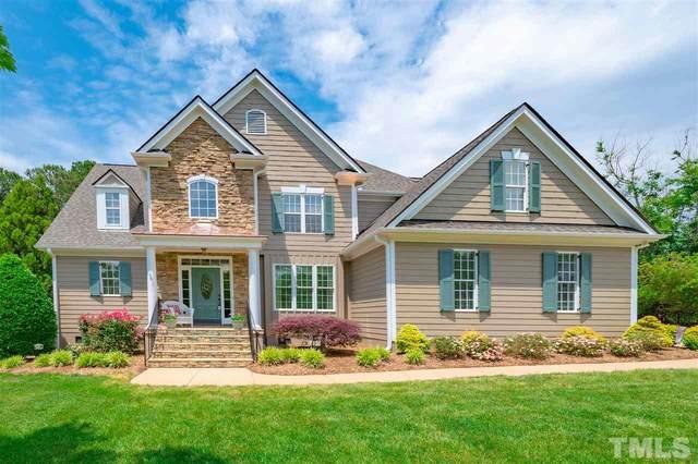3628 Jamison Park Drive, Apex, NC 27539 (#2319385) :: Dogwood Properties