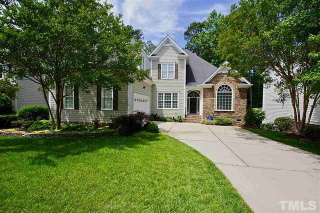 5410 Highcroft Drive, Cary, NC 27519 (#2319392) :: Raleigh Cary Realty