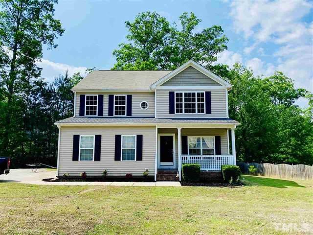 501 Snow Circle, Sanford, NC 27330 (#2319415) :: Sara Kate Homes