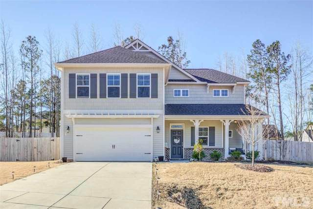 125 Sugarpine Trail, Clayton, NC 27520 (#2319520) :: Raleigh Cary Realty