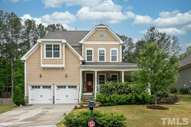 3127 Freeman Farm Way, Rolesville, NC 27571 (#2319564) :: Realty World Signature Properties
