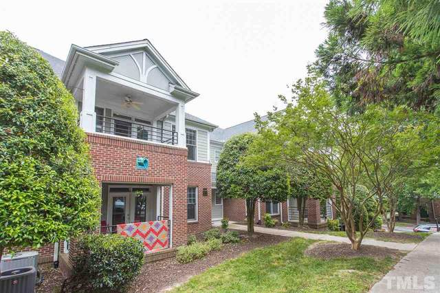 703 Copperline Drive #305, Chapel Hill, NC 27516 (#2319569) :: Sara Kate Homes