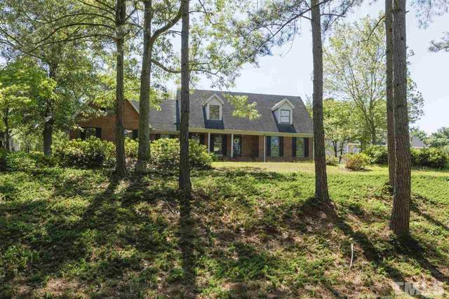 111 W Lake Drive, Broadway, NC 27505 (#2319572) :: The Beth Hines Team