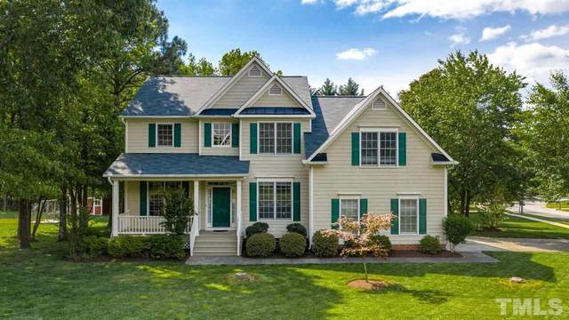 705 Country Club Drive, Durham, NC 27712 (#2319588) :: Dogwood Properties