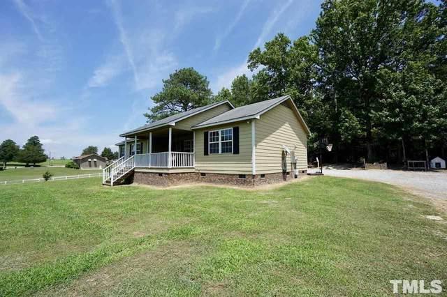 77 George Bullock Lane, Manson, NC 27553 (#2319611) :: Real Estate By Design