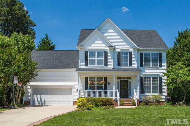 2208 Colony Woods Drive, Apex, NC 27523 (#2319617) :: Triangle Top Choice Realty, LLC