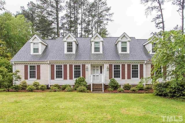 1704 Chamberlain Drive NW, Wilson, NC 27896 (#2319621) :: Sara Kate Homes