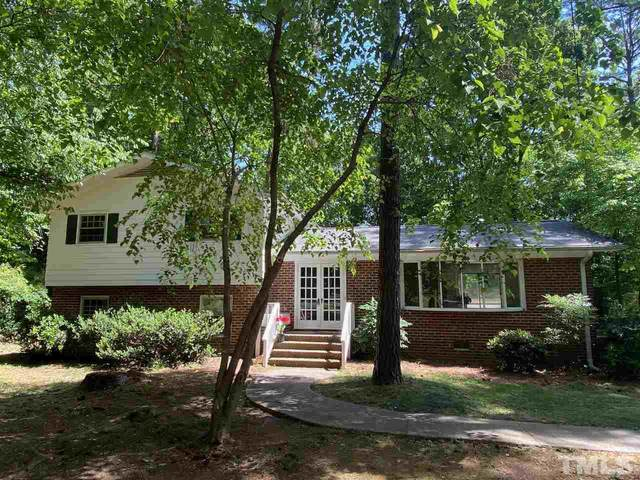 922 Crestwood Lane, Chapel Hill, NC 27517 (#2319662) :: Raleigh Cary Realty