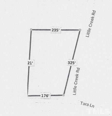 LT 19 Tara Lane, Timberlake, NC 27583 (#2319711) :: Real Estate By Design