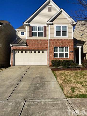 1105 Garden Square Lane, Morrisville, NC 27560 (#2319720) :: The Rodney Carroll Team with Hometowne Realty
