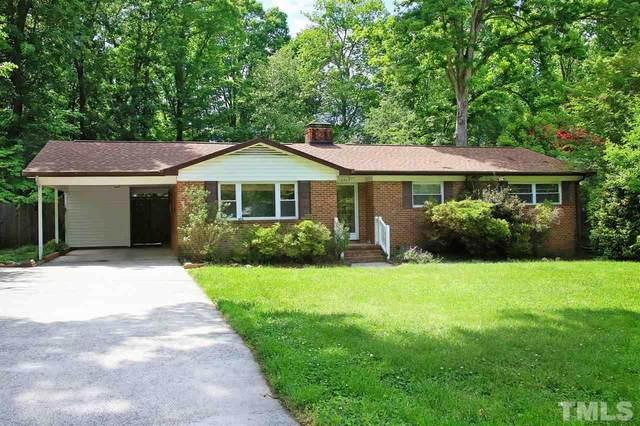 2405 Dellwood Drive, Durham, NC 27705 (#2319737) :: Dogwood Properties