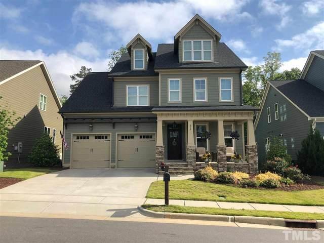 358 Old Piedmont Circle, Chapel Hill, NC 27516 (#2319745) :: Dogwood Properties