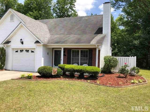 124 Brandywood Drive, Dunn, NC 28334 (#2319753) :: Dogwood Properties