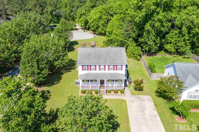 304 Pinecroft Drive, Clayton, NC 27520 (#2319760) :: Raleigh Cary Realty