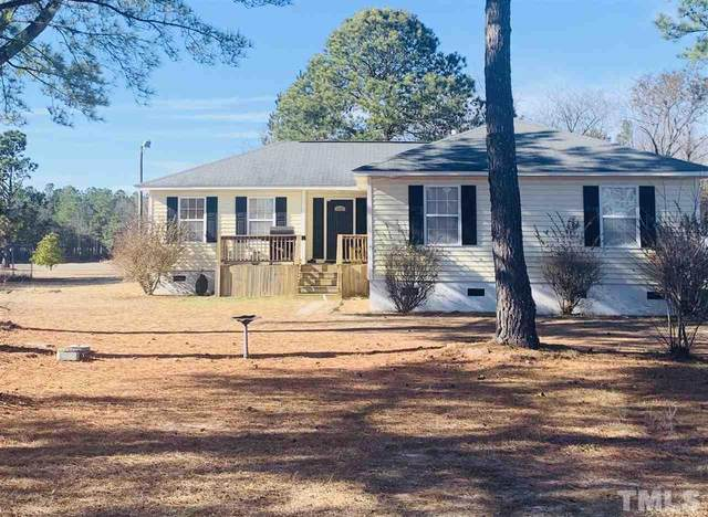 211 Chester Road, Roseboro, NC 28382 (#2319763) :: Marti Hampton Team brokered by eXp Realty