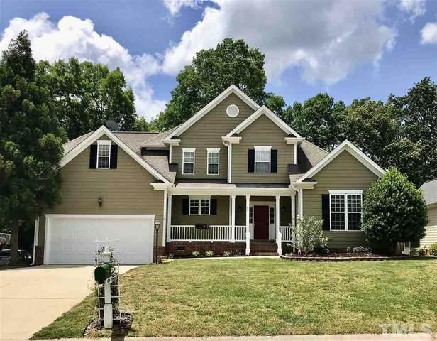 89 Fox Chapel Lane, Pittsboro, NC 27312 (#2319772) :: The Jim Allen Group