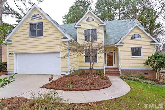 6408 Huntingridge Road, Chapel Hill, NC 27517 (#2319788) :: Dogwood Properties