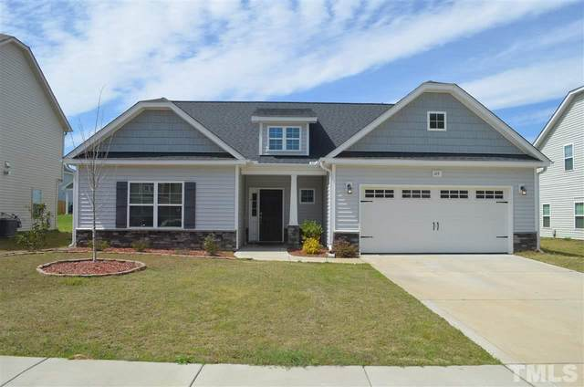 169 National Drive, Clayton, NC 27527 (#2319894) :: Marti Hampton Team brokered by eXp Realty