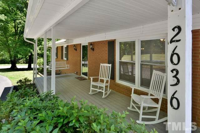 2636 Cohnwood Drive, Durham, NC 27705 (#2319904) :: Dogwood Properties