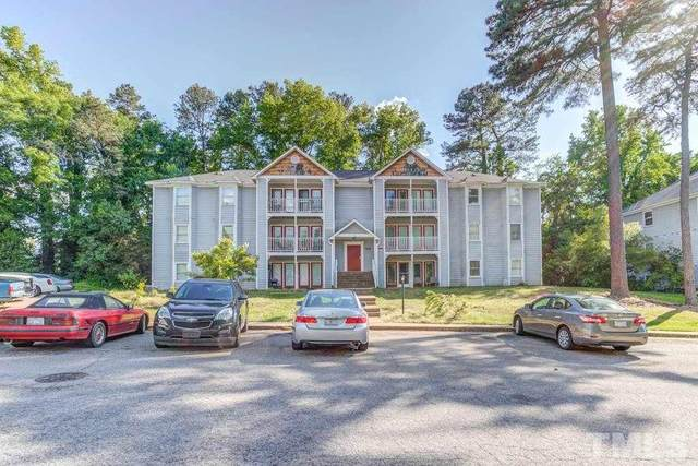 1311 Park Glen Drive #202, Raleigh, NC 27610 (#2319934) :: Raleigh Cary Realty