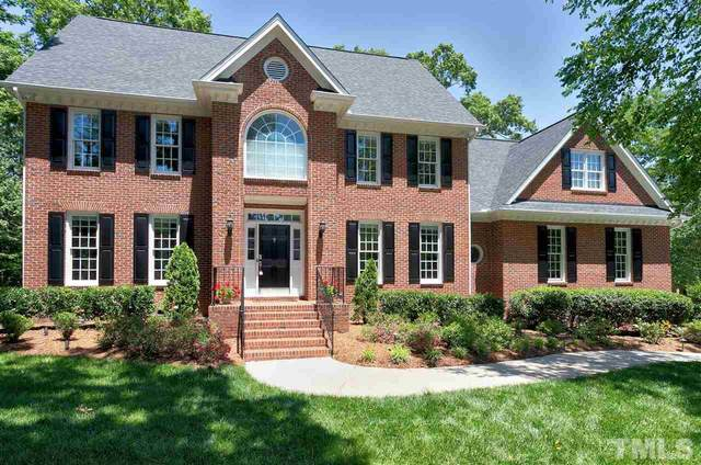 100 Schubauer Drive, Cary, NC 27513 (#2319941) :: Team Ruby Henderson