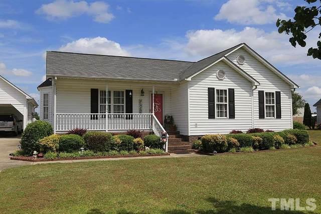 23 Stratford Drive, Dunn, NC 28334 (#2319943) :: Dogwood Properties