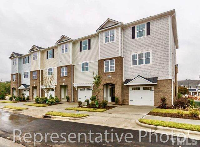 1707 Gathering Park Circle #11, Cary, NC 27519 (#2319958) :: Marti Hampton Team brokered by eXp Realty