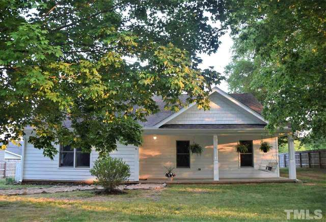 105 W Franklin Street, Youngsville, NC 27596 (#2319981) :: Real Estate By Design