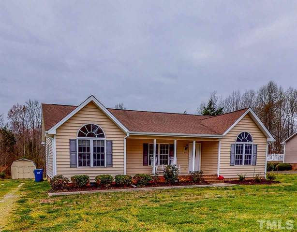 197 Punch Hill Farm Road, Rougemont, NC 27572 (#2320045) :: Real Estate By Design