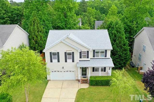 2307 Brasstown Lane, Apex, NC 27502 (#2320109) :: Triangle Just Listed