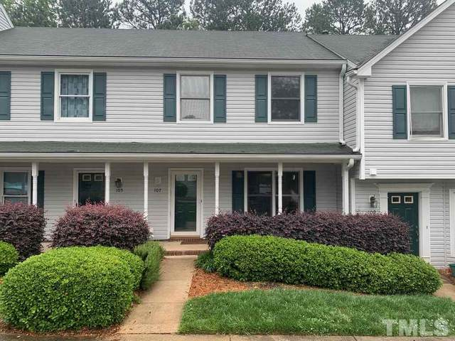107 S Mclean Court, Cary, NC 27513 (#2320134) :: Raleigh Cary Realty