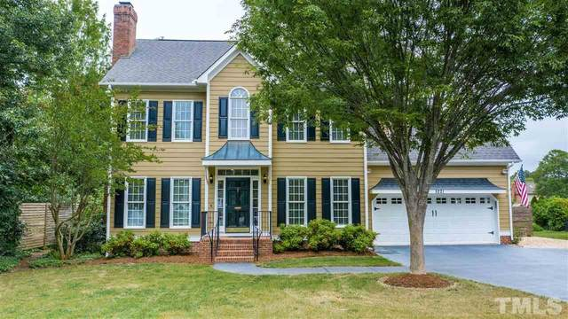 5221 Westminster Lane, Fuquay Varina, NC 27526 (#2320166) :: Dogwood Properties