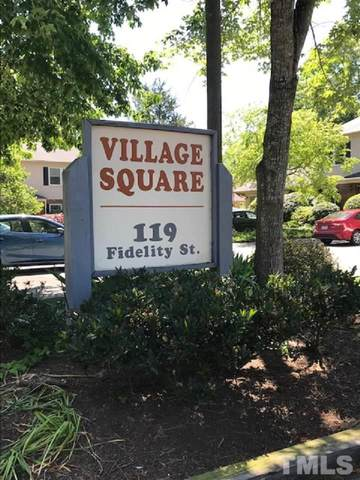119 Fidelity Street F-2, Carrboro, NC 27510 (#2320251) :: Realty World Signature Properties