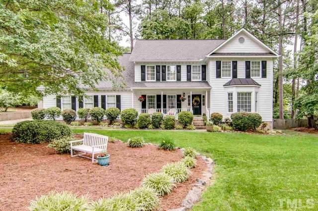 1039 Kimball Drive, Durham, NC 27705 (#2320363) :: Dogwood Properties